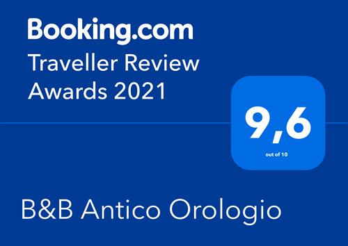 Voto Booking B&B Antico orologio Chioggia
